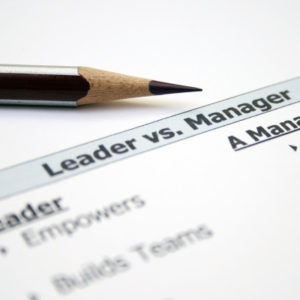 leadership training manual for managers