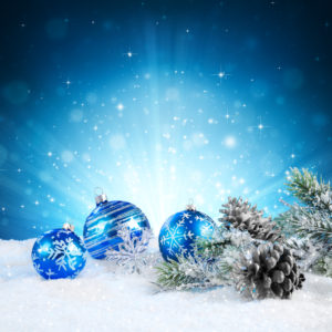 Season's Greetings & Best Wishes for the New Year