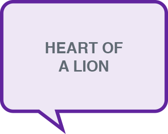 Heart of a Lion